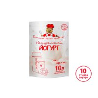 Комплект из 10 стиков Бактериальных заквасок - йогурт