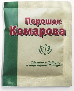 Порошок Комарова, 2,5г